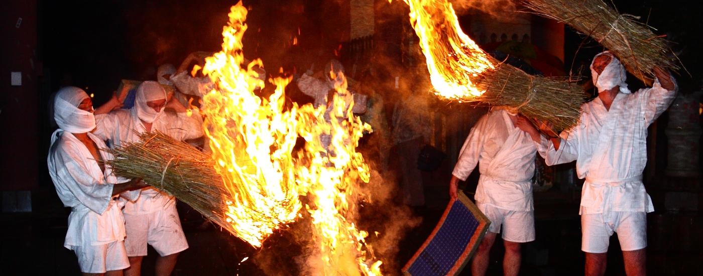 大宝八幡宮 タバンカ祭